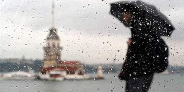 Karadeniz'e Yoğun Yağış Uyarısı