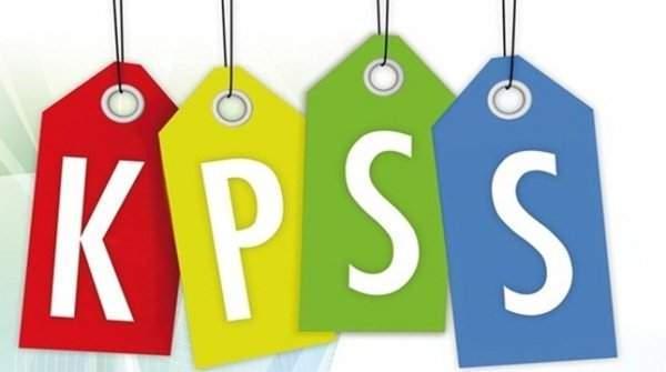 KPSS'de İki Soru İptal