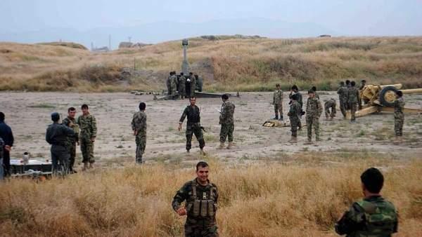 Kunduz'da 150 Taliban Militanı Öldürüldü İddiası