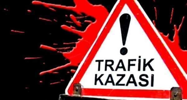 Kütahya'da trafik kazası:1 ölü 5 yaralı