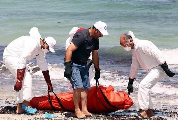 Libya'da Batan Teknede Ölü Sayısı 119'a Yükseldi