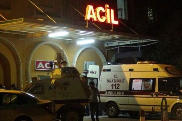 Mardin'de taşlı sopalı kavga: 14 yaralı