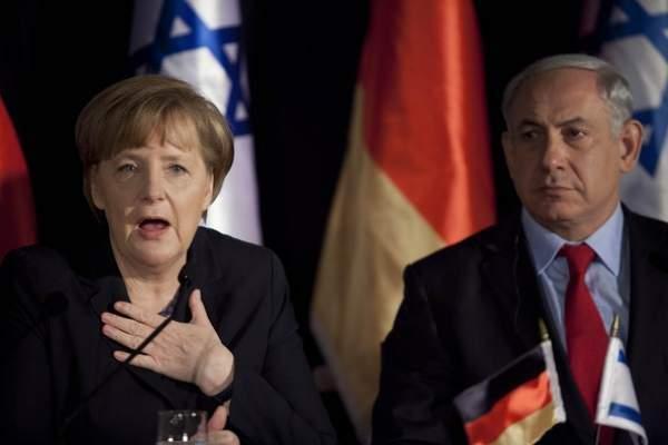 Merkel'den Netenyahu'ya: 'Soykırım bizim suçumuz'