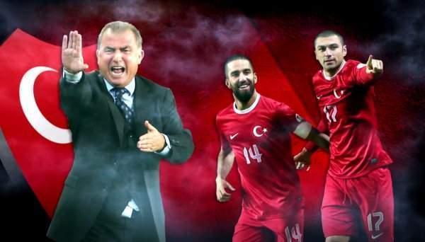 Milli takımımız EURO 2016'ya direkt katılabilir