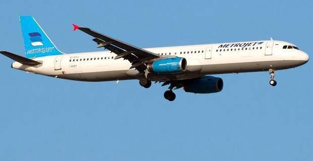 Mısır Rusya arası sefer yapan yolcu uçağı düştü