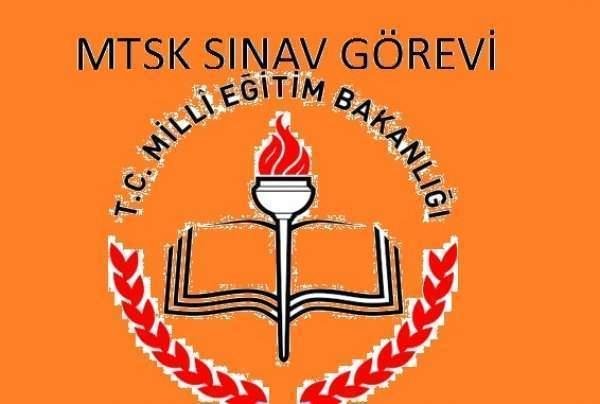 MTSK Sınavında Görev Almak İsteyen Öğretmenler