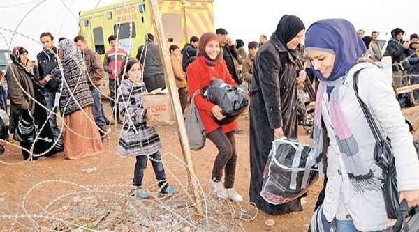 Planlanan Suriyeli 200 Bin Ülkedeki Suriyeli 2 Milyon