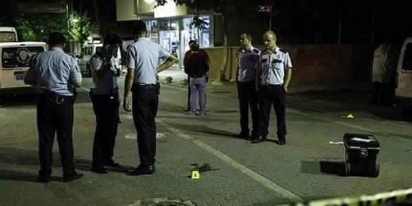 Polis Lojmanına PKK Saldırısı