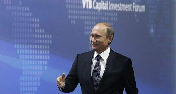 Putin'den sıcak mesajlar