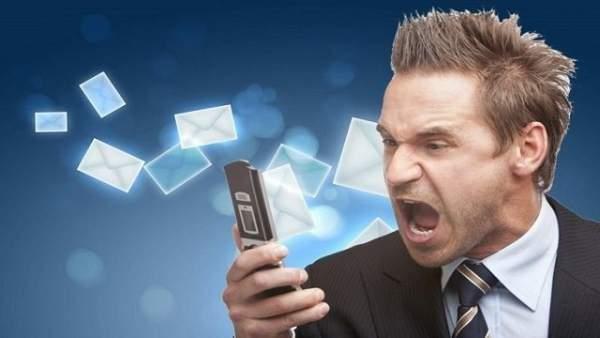 Reklam SMS'lerine gelen şikayet 100 bini aştı