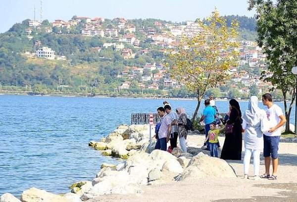 Sapanca Turistlerin İlgi Odağı