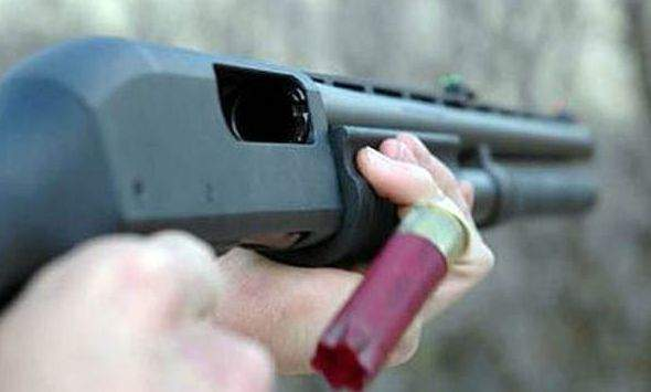 Sarıyer\'de pompalı tüfek dehşeti!
