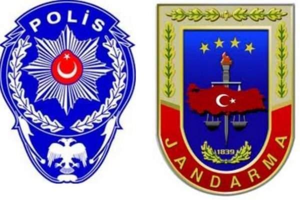 Seçimde Güvenlik  Jandarma Ve Poliste