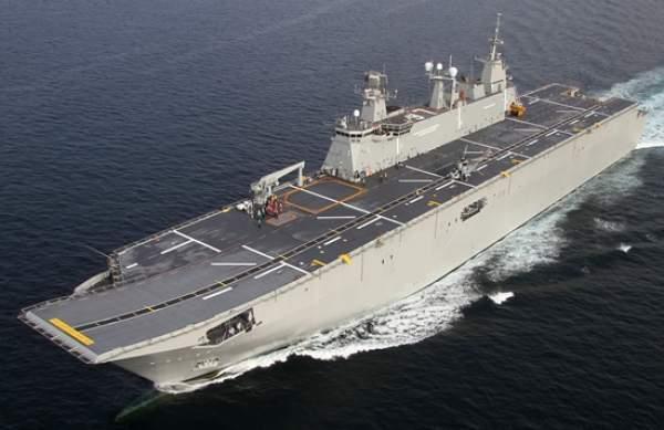 Sınıfının en büyük gemisi üretilecek