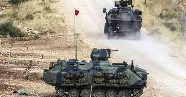 Sınır hattından PYD ateş altına alınıyor iddiası