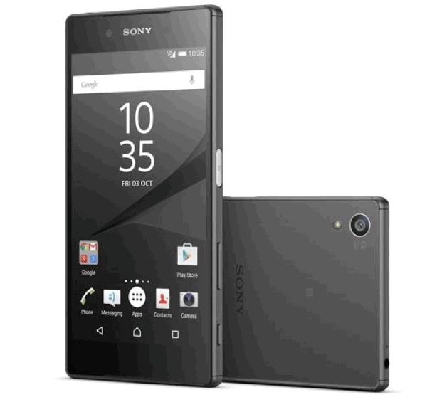 Sony Xperia Z5 ve Özellikleri
