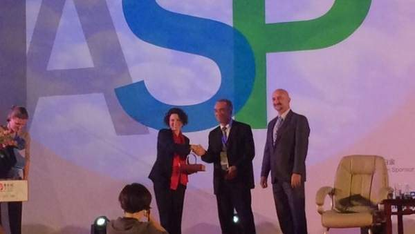 Teknopark'a Çin'den Ödül
