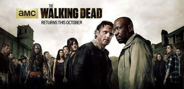 The Walking Dead 6. sezon 2. bölüm fragmanı yayınlandı