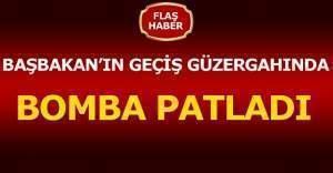 Mardin'de patlayan bombada hedef Başbakan Davutoğlu muydu?