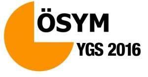 2016 YGS Soru ve cevapları yayımlandı, işte 2016 YGS soruları