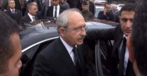 Şehit cenazesinde Kılıçdaroğlu'na yumurtalı saldırı