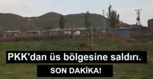 Hakkari'de PKK saldırısı!