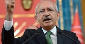 """Kemal Kılıçdaroğlu'ndan Erdoğan'a """"Seni Başkan yaptırmayacağız"""""""