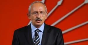 """Kemal Kılıçdaroğlu: """"Saray milli iradeye darbe yapmıştır"""""""