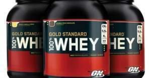 Whey Protein ile Vücut...