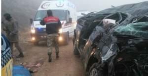 Trabzon'da kaza:2 kişi öldü
