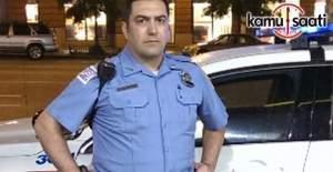 ABD Washington'da bir Türk polisi