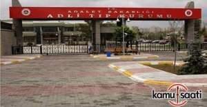 Adalet Bakanlığı Adli Tıp Kurumu personel alımı başvuru sonuçları açıklandı