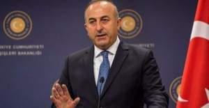 Bakan Çavuşoğlu: Tehdit oluşursa kara operasyonu dahil tüm imkanlarımızı kullanırız