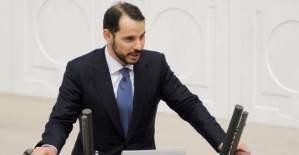 Enerji ve Tabii Kaynaklar Bakanı Albayrak, dev enerji dağıtımı bütçesini açıkladı