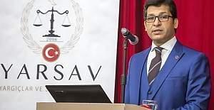 Eski Yargıçlar ve Savcılar Birliği Başkanı Murat Arslan tutuklandı