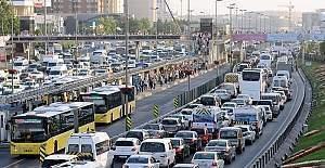 İstanbul'da bazı yollar yarın trafiğe kapatılacak. ( 29 Ekim )