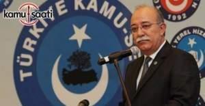 Kamu-Sen'den 'torpil listeleri' açıklaması