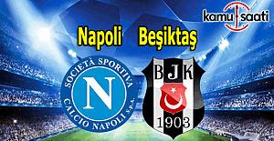 Napoli Beşiktaş maçı şifresiz...