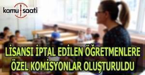Öğretmenlere özel komisyon