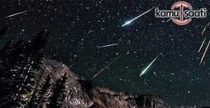 Orionid meteor yağmuru başlıyor- Orionid meteor yağmuru nedir?