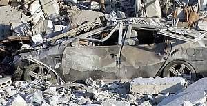 Suriye'de hava saldırısı: 8 ölü, 80 yaralı