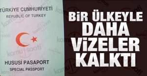 Türkiye ile Irak arasında vize kalktı