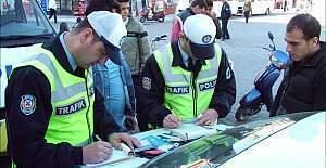 2017 trafik cezaları belirlendi