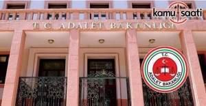 Adalet Bakanlığı görevde yükselme sonuçlarını açıkladı