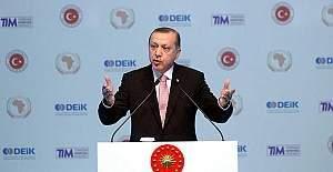 Cumhurbaşkanı Erdoğan: ''Tek bir yönetim sistemi, diğer ülkelere dayatılıyor.''