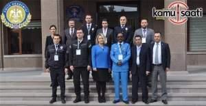 ''Polis Liderliği ve Yönetim Becerileri Eğitimi /İnterpa'' Ankara'da yapıldı
