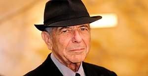 Ünlü şarkıcı ve söz yazarı Leonard Cohen hayatını kaybetti