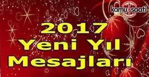 2017 en güzel yeni yıl mesajları - Kısa, etkili resimli mesaj gönder