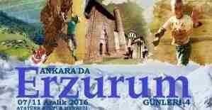 4. Ankara - Erzurum günleri başladı