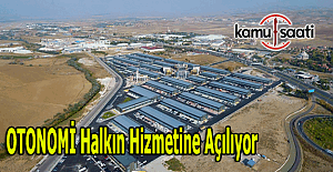Ankaralılar müjde OTONOMİ bugün açılıyor